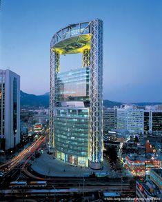 Samsung Jong-Ro Tower - The Skyscraper Center