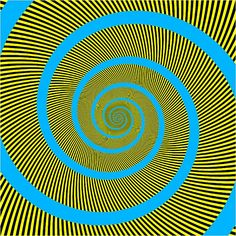 Art as Visual Research: 12 Examples of Kinetic Illusions in Op Art - Scientific American Moving Optical Illusions, Art Optical, Fractal Art, Fractals, Hippie Music, Wind Sculptures, Monochrome Pattern, Illusion Art, Love Wallpaper