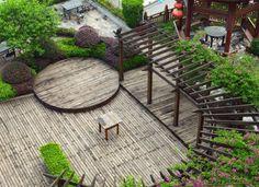Výsledek obrázku pro moderní zahrada