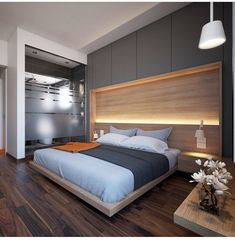 Modern Bedroom Design Inspiration The bedroom is the perfect place at home for relaxation and rejuvenation. While designing and styling your bedroom, Luxury Bedroom Design, Master Bedroom Design, Home Decor Bedroom, Bedroom Ideas, Master Suite, Bedroom Designs, Bedroom Curtains, Diy Bedroom, Bedroom Wall