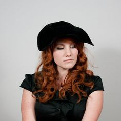 vintage 1940s hat