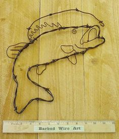 Barbed Wire Fish