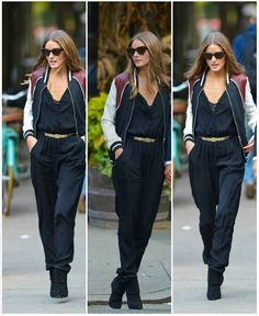Olivia Palermo in New York. - THE OLIVIA PALERMO LOOKBOOK