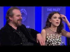 Stranger Things Paleyfest panel 25 March 2018 - YouTube
