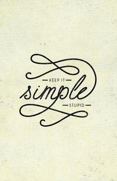 Keep it simple - melissa turi Lettering: Learn to Draw Illustrative Words - Skillshare