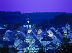 Freudenberg, Germany                                                 45 Most Admirable Village That You Must Visit in 2013