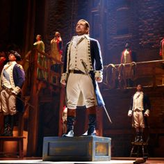 Be In the Room Where It Happens With New Hamilton Chicago Production Shots | Playbill