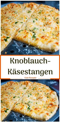 Knoblauch-Käsestangen - Knoblauch-Käsestangen Vous êtes à la bonne adresse pour gluten - Breakfast Pizza Healthy, Homemade Breakfast, Breakfast Recipes, Cream Cheese Breakfast, Sausage Breakfast, Garlic Cheese, Pizza Recipes, Food Porn, Food And Drink
