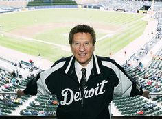 Mike Illitch ~ Owner Detroit Red Wings ~ Detroit Tigers ~ Little Ceasars Pizza