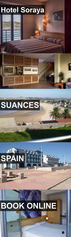 Hotel Hotel Soraya in Suances, Spain. For more information, photos, reviews and best prices please follow the link. #Spain #Suances #HotelSoraya #hotel #travel #vacation