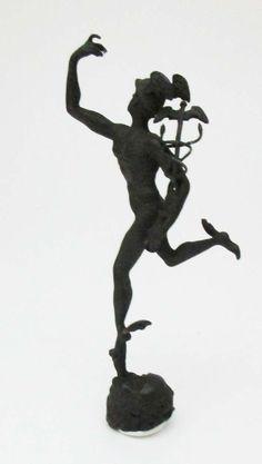 Neil Carter, IGMA fellow - Mercury Bronze Statue