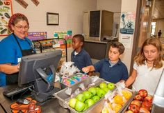 National school lunch week celebrates healthy meals