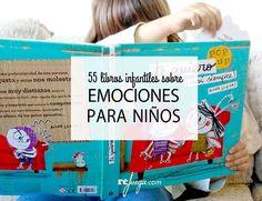 55 libros infantiles sobre emociones para niños