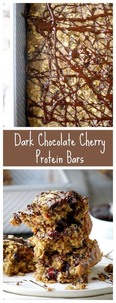 These amazing little bars are packed with protein but they taste so good you would never know they're healthy!! #glutenfree #dairyfree