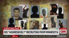 ISIS aggressively recruiting from  Minnesota...