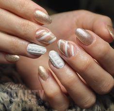 Winter Nails, Winter White, Passion, Beauty, Beauty Illustration
