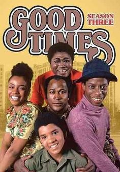Good Times, which ran on CBS-TV from 1974-1979, was a spin-off of the All In the Family spin-off, Maude. The series details the trials and tribulations of Florida Evans (who previously had worked as M