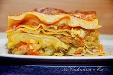A Culinária e Eu ...: *** Lasanha De Legumes *** [ kCook-Multi ] Lasagna, Food And Drink, Diet, Ethnic Recipes, Other Recipes, Vegetable Lasagna Recipes, Easy Trifle Recipe, Cooking, Ideas
