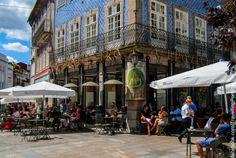 Turismo en Portugal: Algunas fotos de Braga