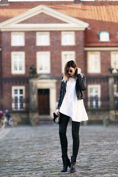 black & white - bekleidet - fashionblog / travelblog Germanybekleidet – fashionblog / travelblog Germany