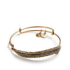 Plume Feather Wrap | Alex and Ani