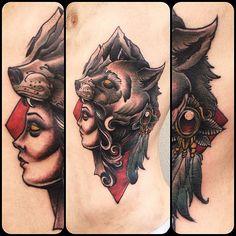 #tattoo by Daniel Formentin @danielformentin  (at WA Ink Tattoo)