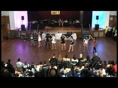 Ceroc KapiHutt - Single Ladies routine