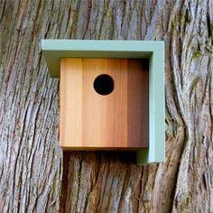 mod bird house
