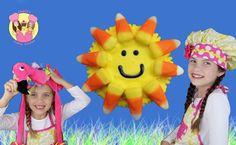 Summer sun cupcakes - full video YouTube.com/charliscraftykitchen