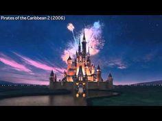 ☆Walt Disney Pictures Logo Collection (1985 - 2015)☆