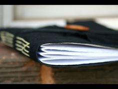 Hand Sewn Journal Tutorial - Whitney Sews