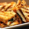 chicken parmesan panini - Table for Two