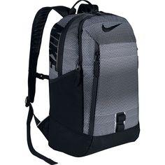 9b79b9c9e9cc Amazon.com  Nike Alpha Adapt Rise Graphic Backpack Black Black  Sports    Outdoors