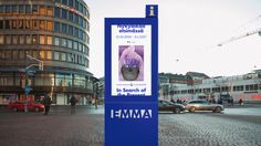 In Search Of The Present at EMMA by Werklig, Finland. #branding #poster