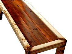 Steel Furniture - Stadium Seating Coffee Table