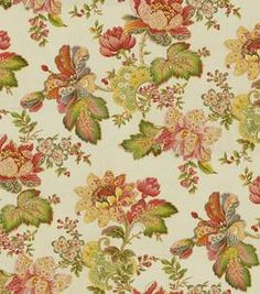 Fabric Smc Designs Tropical Home Decor Print Fabric Smc Designs Luxuriance Multi
