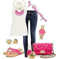 So cute pink