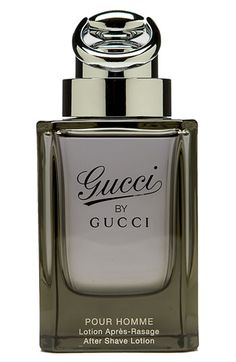 Gucci By Gucci Pour Homme After Shave Lotion available at #Nordstrom