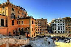 Piazza di Spagna, Roma by paulette.pap