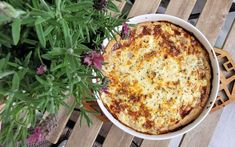 Quiche, Feta, Food And Drink, Breakfast, Pineapple, Morning Coffee, Quiches