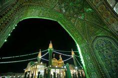 Kadhimain  Imam Mohammad Taqi and Imam Musa Kadhim A.S