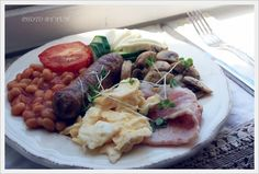 English Breakfast 英式早餐