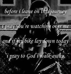 a biker's prayer, I want a tattoo like this