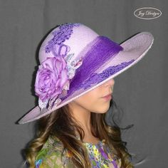 A Day at the Races…Kentucky Derby by Marion Schwartz on Etsy