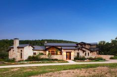 Austin Texas House Plans New Texas Hill Country House Plans A Historical and Rustic Texas Hill Country, Hill Country Homes, Country House Design, Wine Country, Texas Style Homes, Ranch Style Homes, Texas Homes, New Homes, Ranch Style Decor