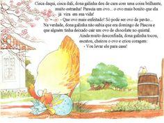 Livro Dona Galinha e o ovo de Páscoa - Atividades Download