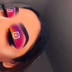 Exceptional Cute makeup detail are offered on our internet site. Take a look and you wont be sorry you did. Makeup Eye Looks, Beautiful Eye Makeup, Eye Makeup Art, Halloween Makeup Looks, Crazy Makeup, Cute Makeup, Eyeshadow Makeup, Fairy Makeup, Mermaid Makeup