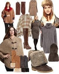 Resultado de imagen para moda otoño invierno 2015 colores