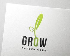 Logo Design - Grow