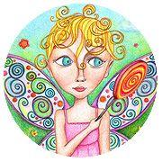 Beautiful & colourful! Whimsical Art by Thaneeya